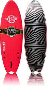 Surfworx Hellcat Mini Mal 60 Blue Cur