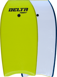 Delta Point Lime Green